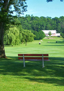 Fairway at the Elkader Golf & Country Club