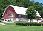 Clubhouse at the Elkader Golf & Country Club